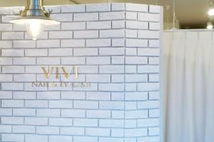 山梨ネイル&アイラッシュサロン VIVI NAIL&EYELASH 店内風景1