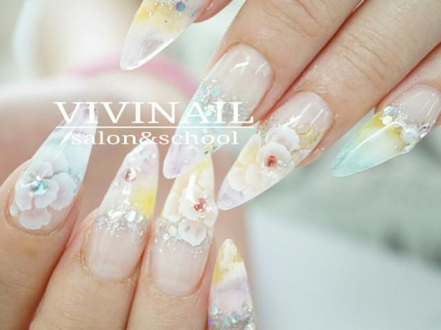 VIVI NAIL スカルプチュアジェル-099