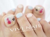 VIVI NAIL フットネイル-184