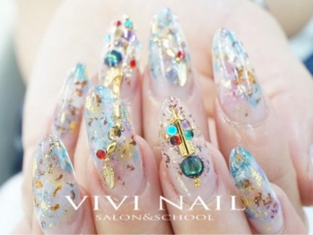 VIVI NAIL スカルプチュアジェル-102