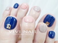 VIVI NAIL フットネイル-215