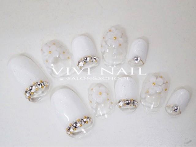 VIVI NAIL オーダーチップネイル-012
