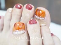 VIVI NAIL フットネイル-236