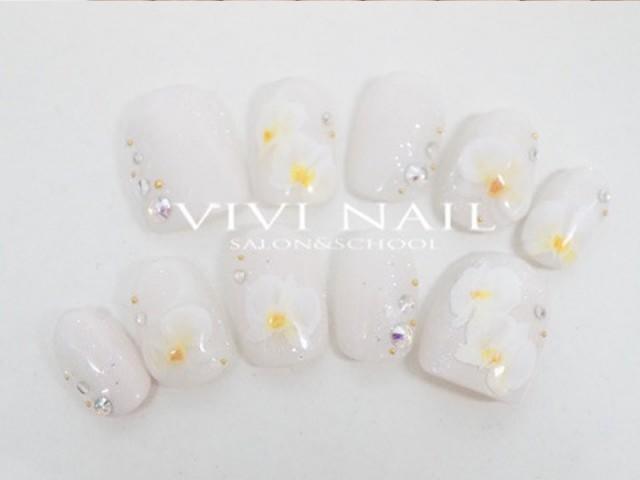 VIVI NAIL オーダーチップネイル-011