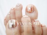 VIVI NAIL フットネイル-244