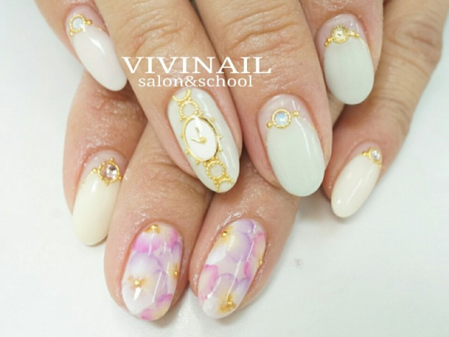 VIVI NAIL ジェルネイル-1571