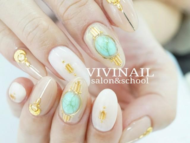 VIVI NAIL ジェルネイル-1630
