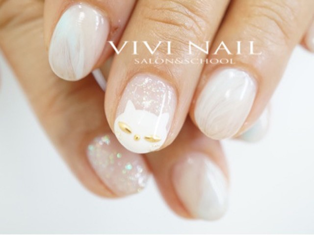 VIVI NAIL ジェルネイル-1658