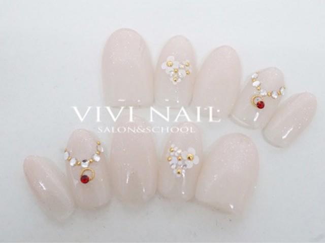 VIVI NAIL オーダーチップネイル-016