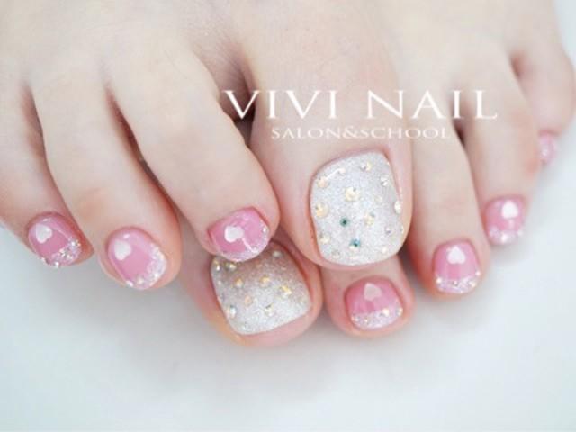 VIVI NAIL フットネイル-265