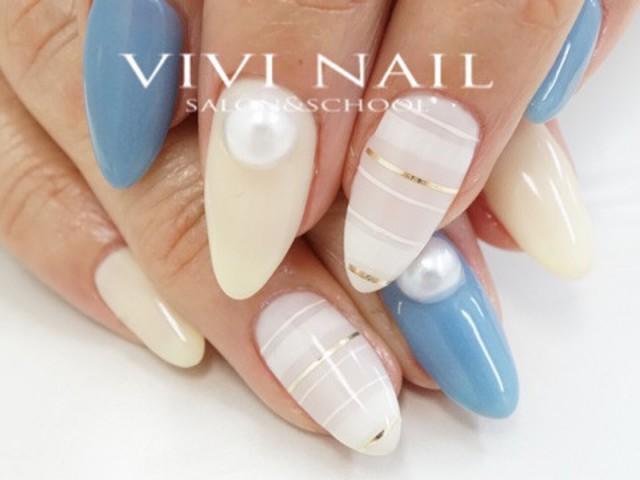 VIVI NAIL ジェルネイル-1709