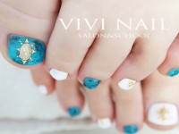 VIVI NAIL フットネイル-275