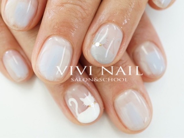 VIVI NAIL ジェルネイル-1778