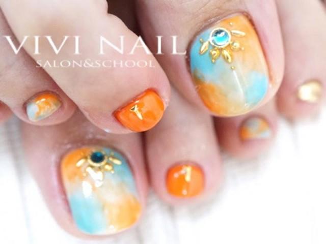 VIVI NAIL フットネイル-301
