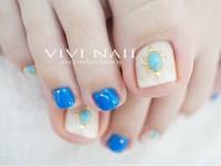 VIVI NAIL フットネイル-309