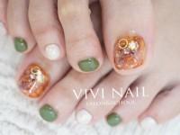 VIVI NAIL フットネイル-316