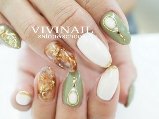 VIVI NAIL ジェルネイル-2045