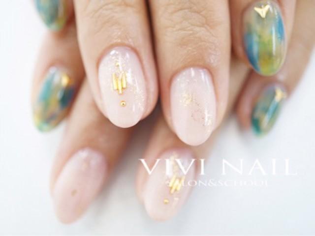 VIVI NAIL ジェルネイル-2049
