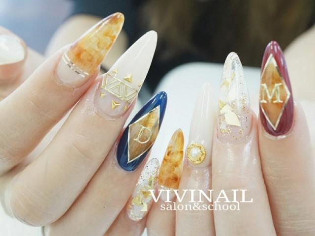 VIVI NAIL ジェルネイル-2057