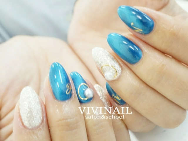 VIVI NAIL ジェルネイル-2076