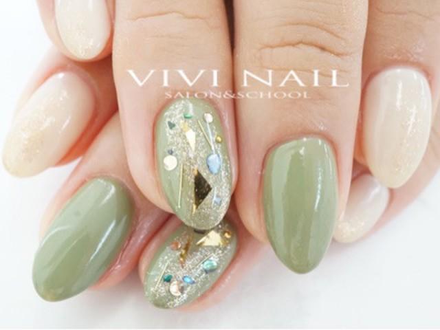 VIVI NAIL ジェルネイル-2083