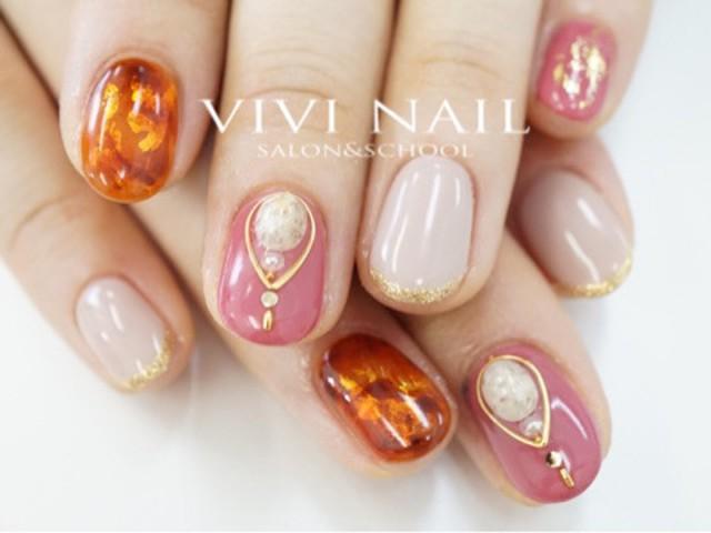 VIVI NAIL ジェルネイル-2088