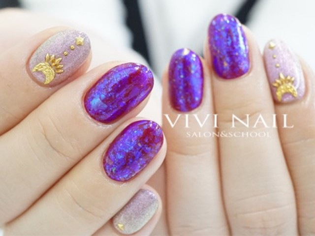 VIVI NAIL ジェルネイル-2091