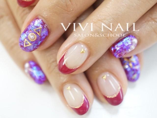 VIVI NAIL ジェルネイル-2115