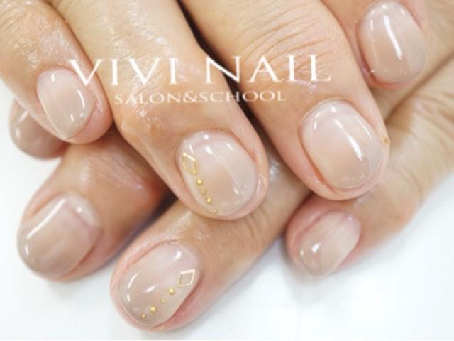 VIVI NAIL ジェルネイル-2119