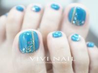 VIVI NAIL フットネイル-336