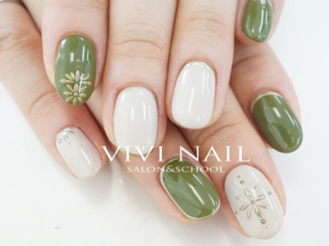 VIVI NAIL ジェルネイル-2154
