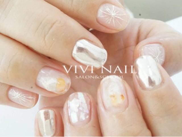 VIVI NAIL ジェルネイル-2157