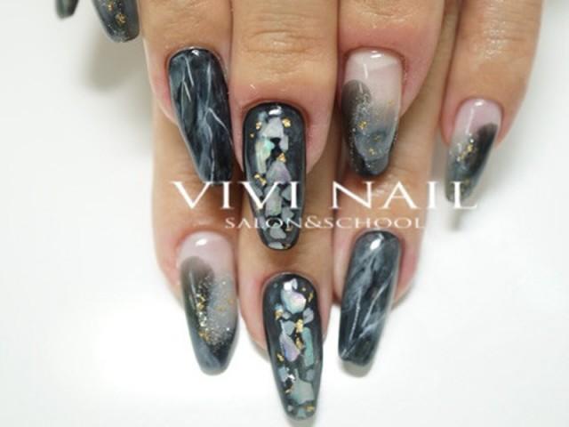 VIVI NAIL ジェルネイル-2222