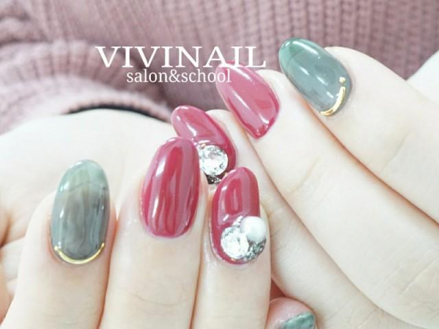 VIVI NAIL ジェルネイル-2223