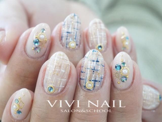 VIVI NAIL ジェルネイル-2228