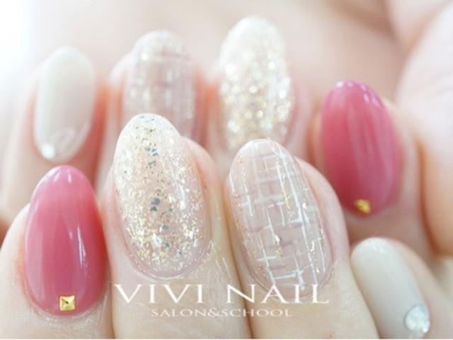 VIVI NAIL ジェルネイル-2229