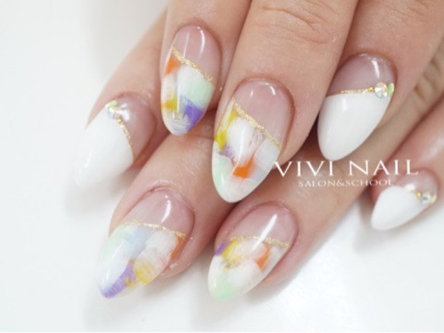 VIVI NAIL ジェルネイル-2258