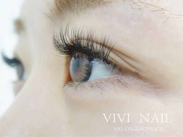 VIVI NAIL まつげエクステ-015