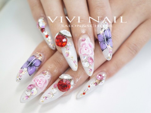 VIVI NAIL ジェルネイル-2276