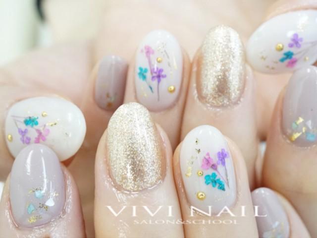 VIVI NAIL ジェルネイル-2328