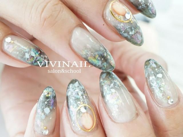 VIVI NAIL ジェルネイル-2337