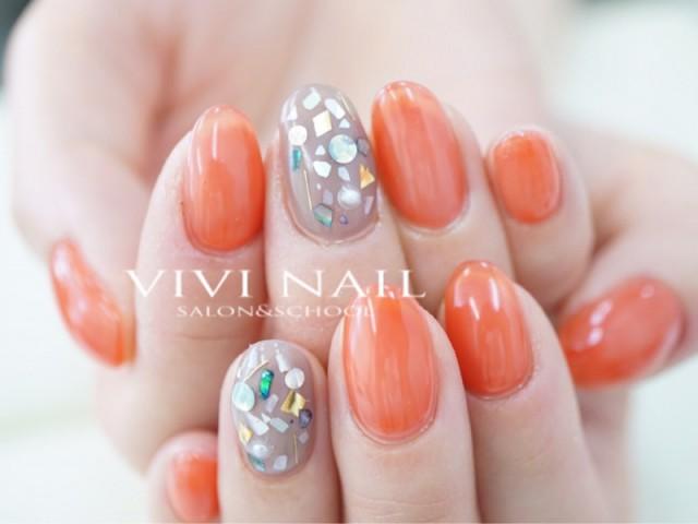 VIVI NAIL ジェルネイル-2358