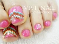 VIVI NAIL フットネイル-348
