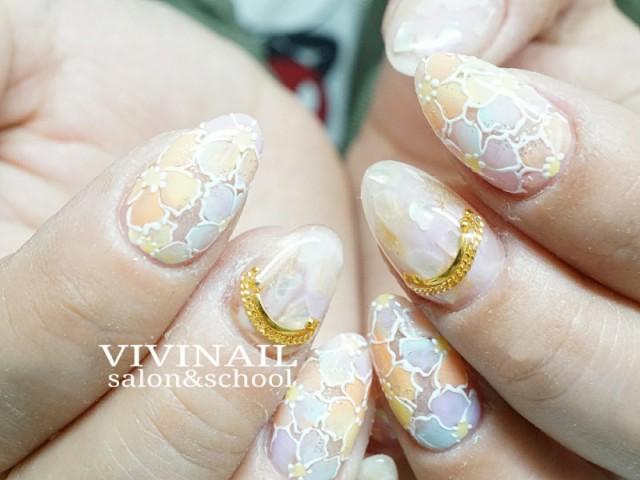 VIVI NAIL ジェルネイル-2366