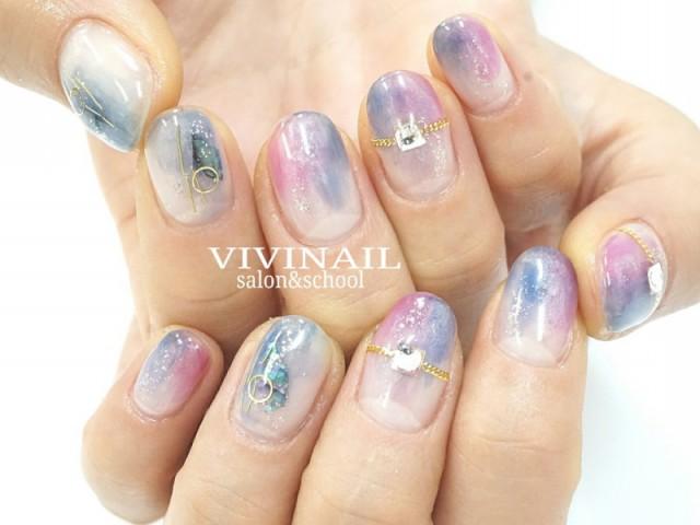 VIVI NAIL ジェルネイル-2370