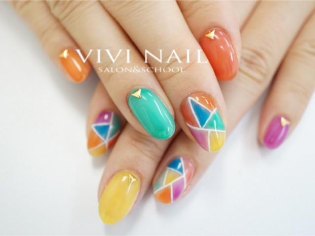 VIVI NAIL ジェルネイル-2391
