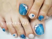 VIVI NAIL フットネイル-358