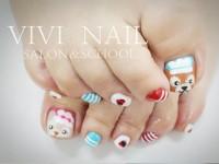 VIVI NAIL フットネイル-360