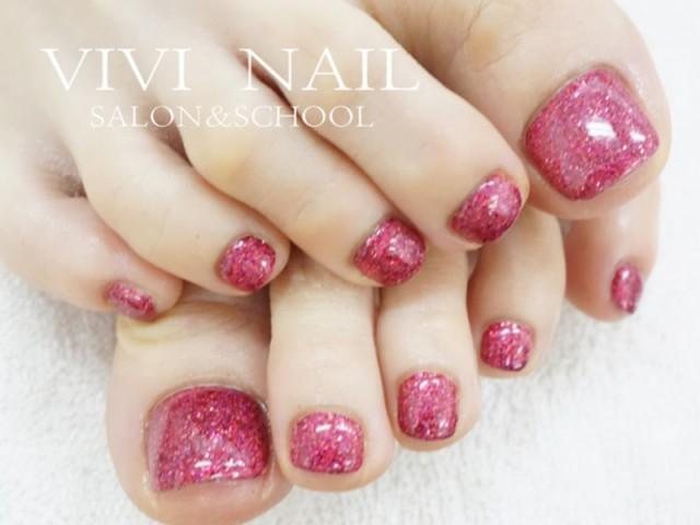 VIVI NAIL フットネイル-364