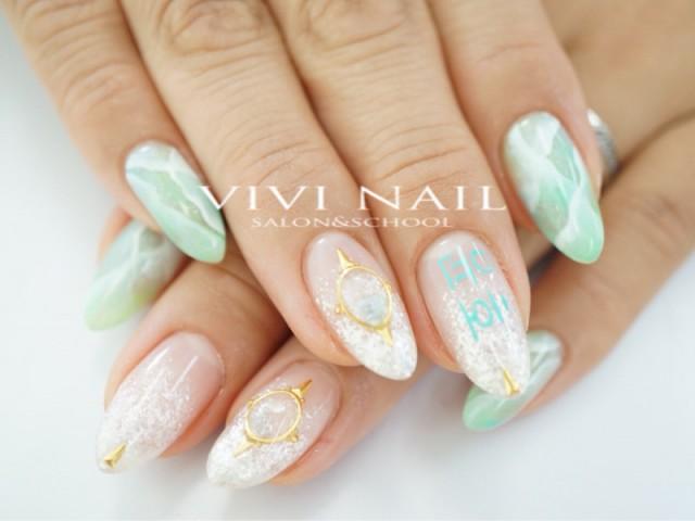 VIVI NAIL ジェルネイル-2397